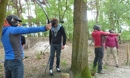 archery-tag-vriendenuitje-paintball