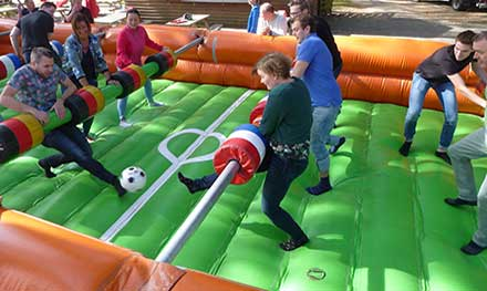 table-soccer-bedrijfsevent